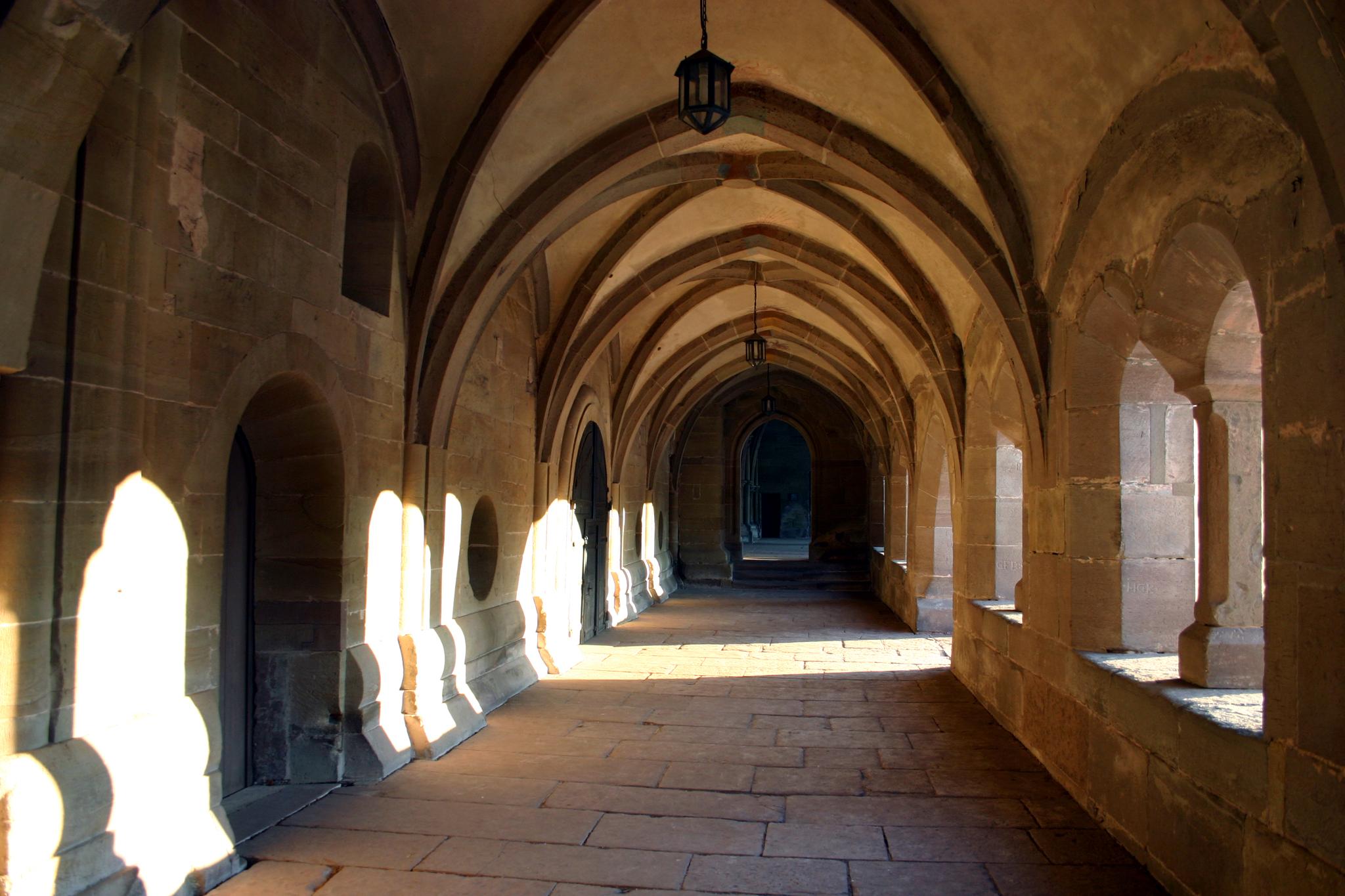 The Billettes Cloister Paris last medieval cloister